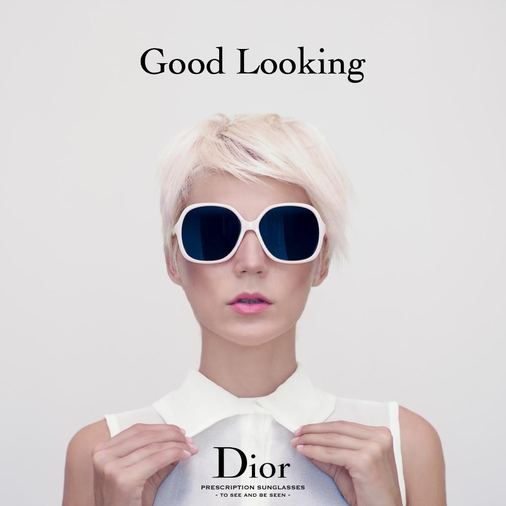 advertising idea for prescription sunglasses