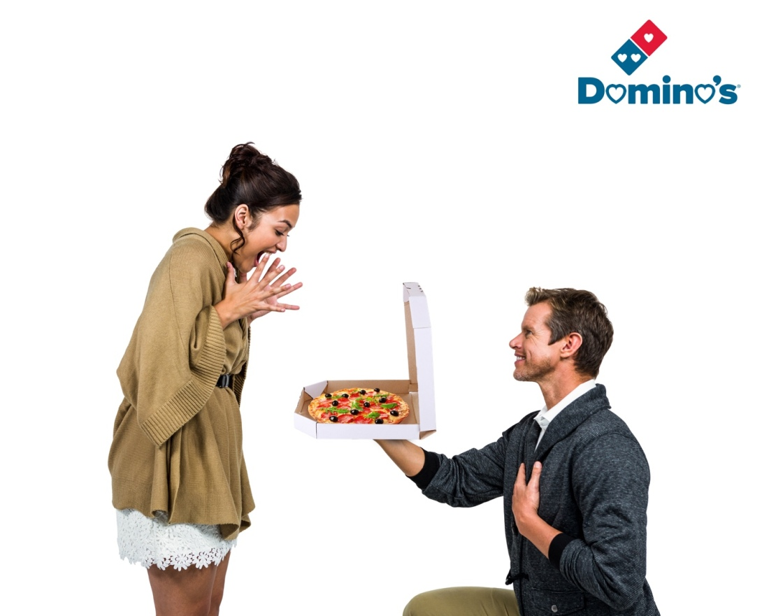 advertising idea for pizza - a proposal