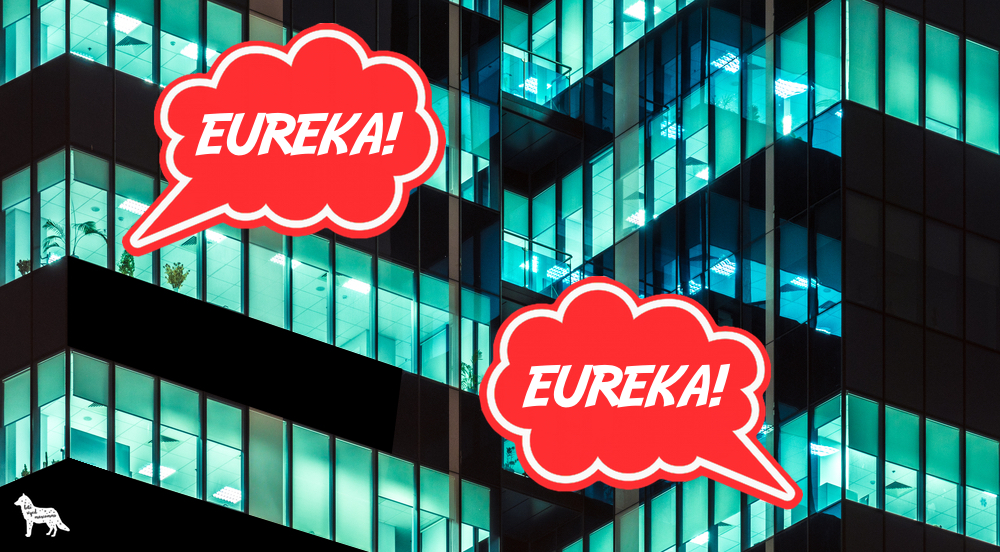 a eureka moment in B2B marketing