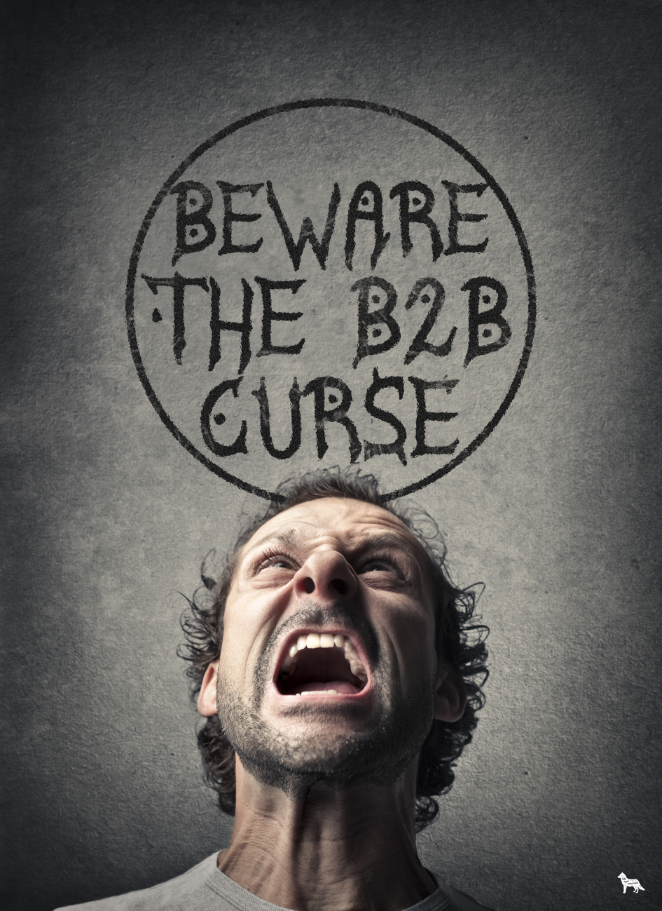Beware the B2B marketing curse - the curse of knowledge