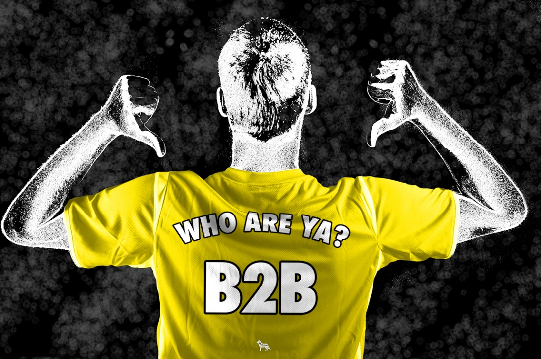 A B2B marketing blog post about football and other helpful brand analogies
