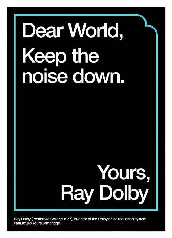 Cambridge - Dolby