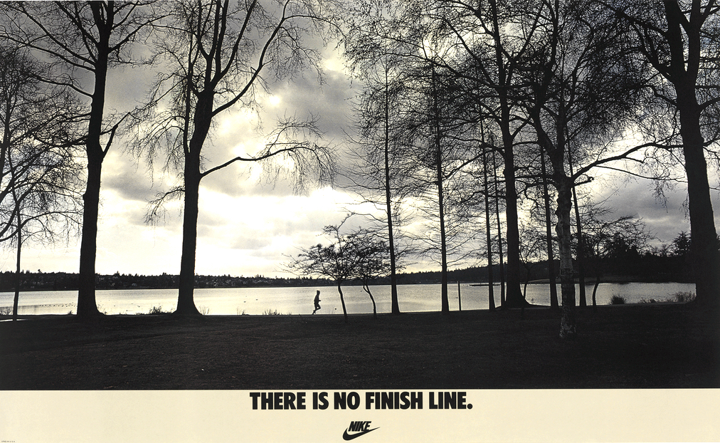 nike there is no finish line 2